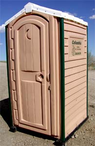 Mountain Moonshine Portable Toilet