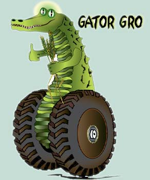Gator Gro biosolids land application Logo
