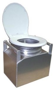 River toilets(Groover)