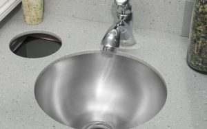 Portable Restroom Trailer Sink